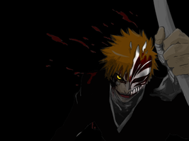 Ichigo-Hollow by FullMetal622