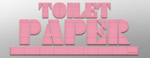 toilet paper by sonarpos