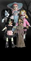Zombi collection by Bella-Gina