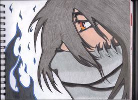 Ichigo Mugetsu Drawing Colored by Biohazardisonline
