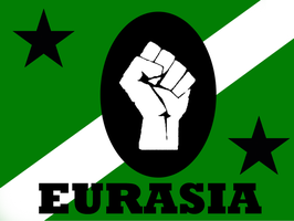 Flag of Eurasia by Party9999999