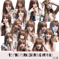#15 PNG Park Chorong (APink) by miangel99