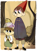 Wirt and Greg by Talarik