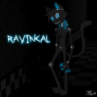 Ravincal the Raving Cat by Wolfdare