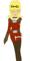 COM: Marfaye -- River Design by EtherealApricity