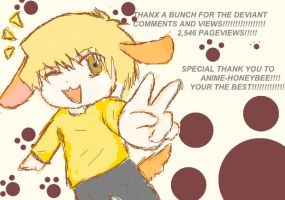 THANK YOU SOOO MUCH by Chibi-the-small