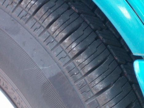 Car Tire by RBL-M1A2Tanker