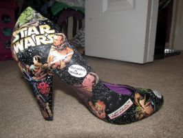 Star Wars Heels by kyleenicole64
