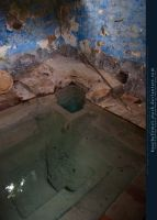 Inside the old Bath House 07 by kuschelirmel-stock