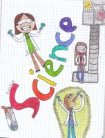 Science Notebook by TiasWorld
