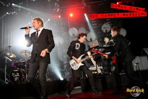 Duran Duran live at The Joint by UniqueNudes