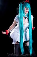 Hatsune Miku World is Mine by ivisama