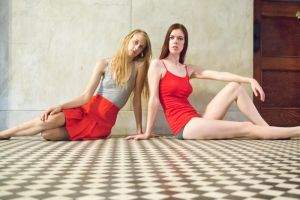 Carrie Butterfly Turner and Sarah J 8569 by TWPhotos