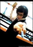 Claude Faustus - ATTENTION by theycriedwolf