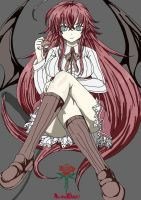 Rias Final Ver 1 by Amaranthe817