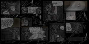 Blackie and Ike -Lets collect the pages! (page 3) by Blackwolfpaw