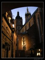 Night in Cracow II by Lady-CaT