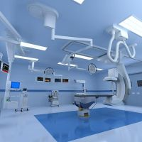 Hybrid Operating Room by Gandoza