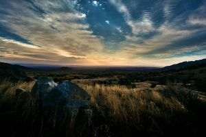 Morning in New Mexico by p0m