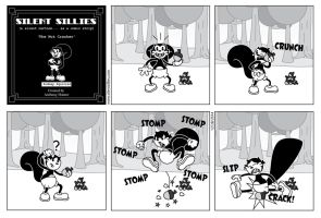 Silent Sillies 117 - The Nut Cracker by JK-Antwon