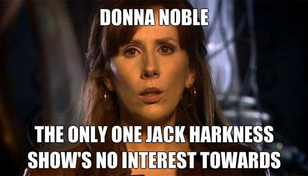 Donna Noble Meme by EmilieBrown