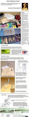 Maquette Tutorial Part 1 by ChaosKomori