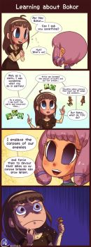 Tree of Savior - Learning about Bokor by essuei