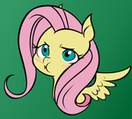 Fluttershy  Making a Face by nerevars