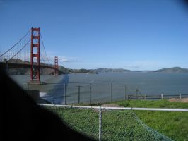 Golden Gate Bridge 14 by Sporthand