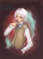 Allen walker - D. gray man by Armelia