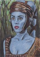 Aayla Secura PSC by tdastick