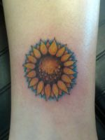 Sunflower by truth-is-absolution