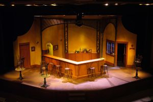 Picasso at the Lapin Agile set by MooseQuack