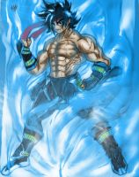 BARDOCK by madcomics01