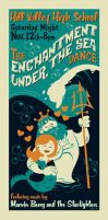 "3B Show: ""Enchantment"" poster by nakedDerby"