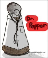 Dr. Pepper by TheJennyPill