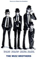 the Wiz brothers by pers-shime