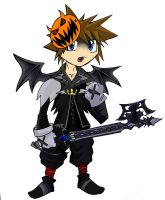 Halloween Town Sora by daunted