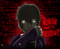 The Monster That I Despise by Aria-Suna-Kunoichi