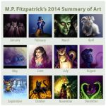 2014SummaryofArt by MPFitzpatrick