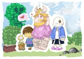My Family C: by Asumo-1
