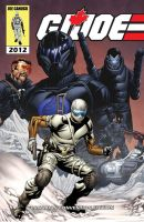 Canadian Joe Con Cover Exclusive by spidermanfan2099
