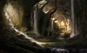 Museum Cavern Matte by RQuack