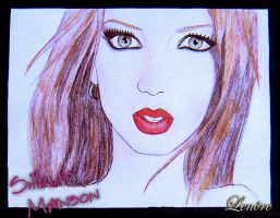 ::Shirley Manson:: by Lenore-m0rt