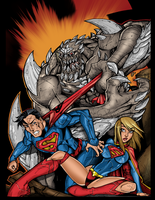 Bill Maus 2 - Doomsday by mikephifer