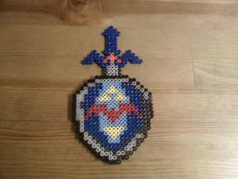 Links Master Sword and Shield by FatalJapan