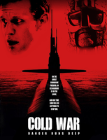 Cold War in the style of 'Crimson Tide' by Leda74