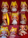 chibi Serenity plush version by Momoiro-Botan