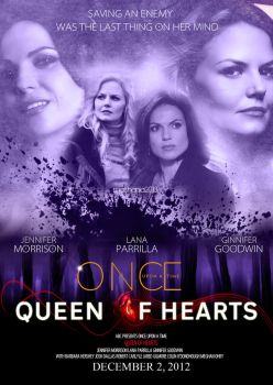 OUAT_Queen Of Hearts by malshania