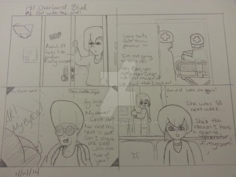 181 Overlord Blvd Pg. 01: Out with the old(2014) by ToastsaoT